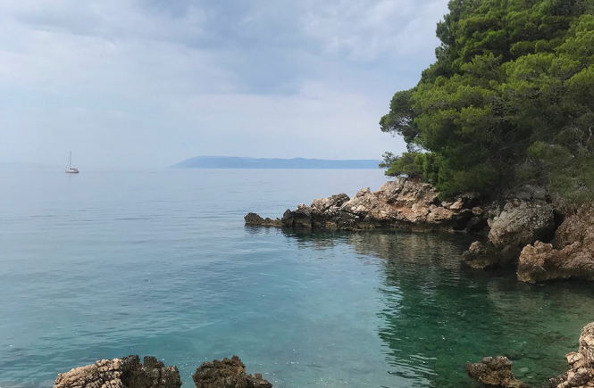 Kroatian turkoosit rannat