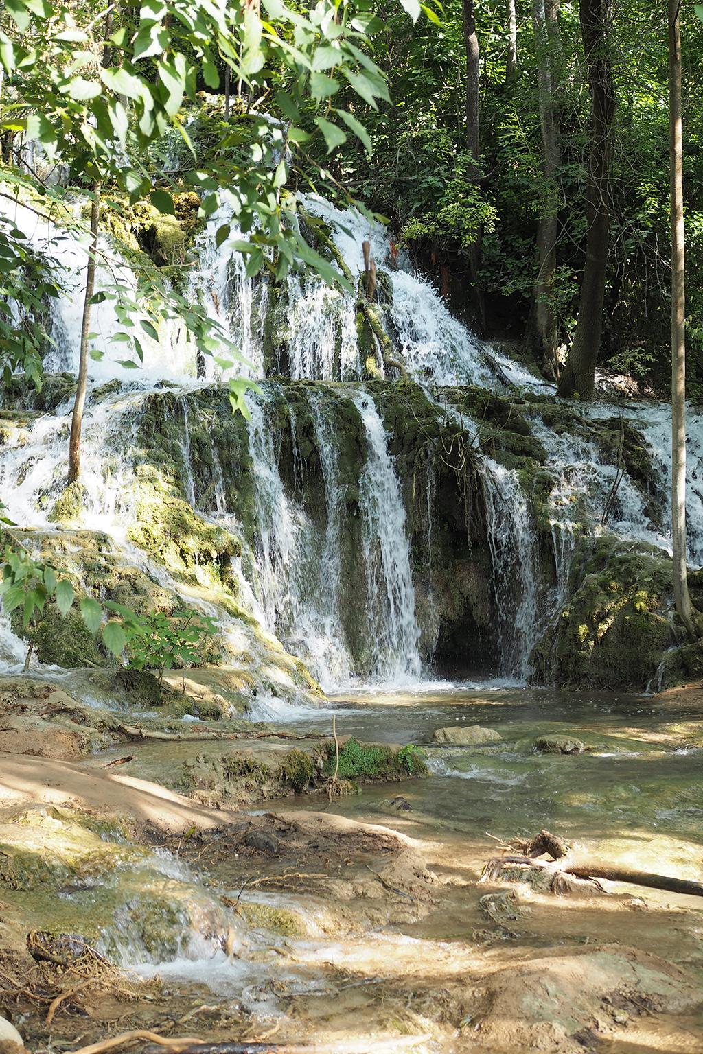 Krka vesiputoukset, Kroatia