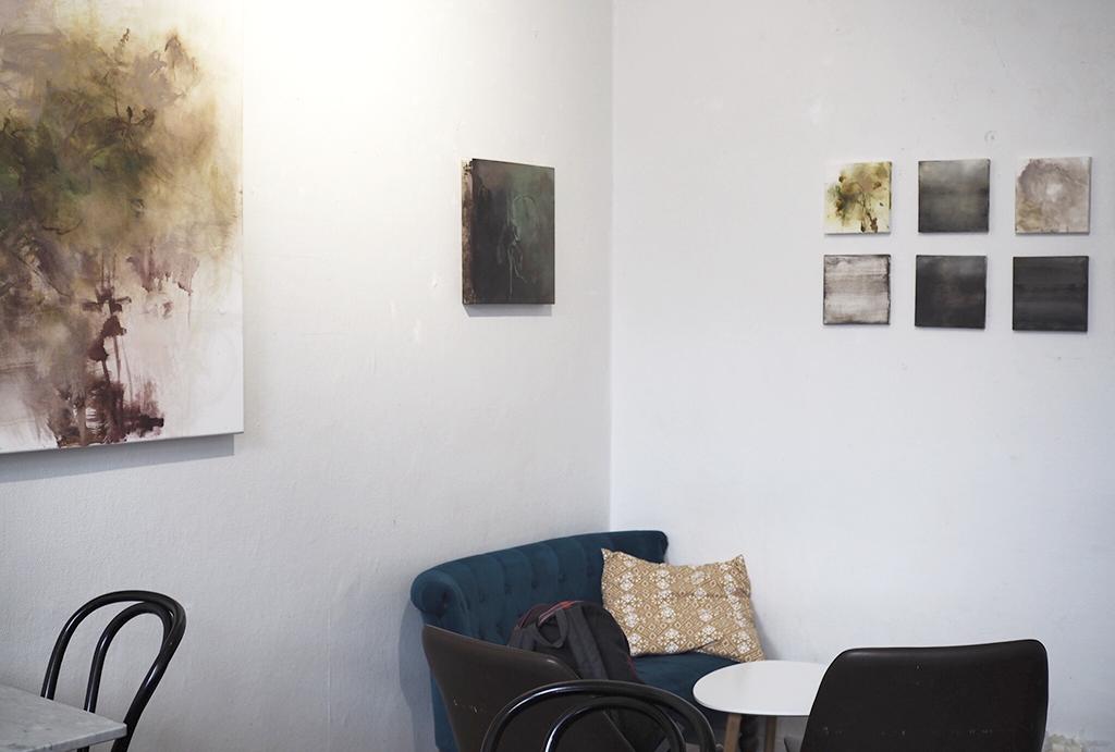 Kasvukausi – havaintoja luonnosta, Virpi Vihervuori, Papu Galleria
