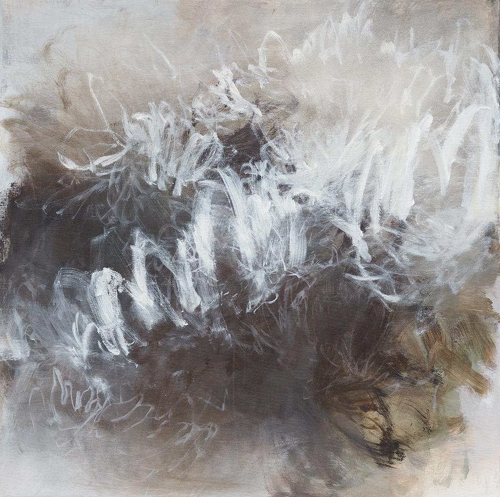 Valkoisten Alppiruusujen hullu kukinta, Virpi Vihervuori, Papu Galleria