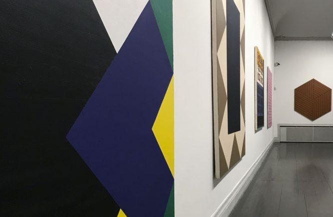 Paul Osipow, retrospektiivi, Taidehalli, Helsinki 2019